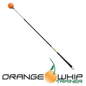 Orange Whip Mid-Size 43.5'' by Jimmy Hack Golf, LLC