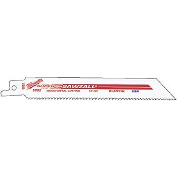 Milwaukee 48-01-6430 9-inch Super Sawzall 1430 Tungsten Carbide Blade