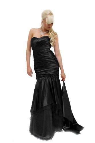 Young-Fashion -  Vestito  - Donna Nero  nero