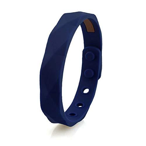 Negative ion Bracelet Energy Balance Men and Women Waterproof Silicone Bracelet Couple Gift Basketball Sports Wristband 13230MM