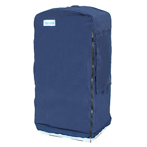 Alfie Pet – Nelson Bird Cage Cover – Color: Navy
