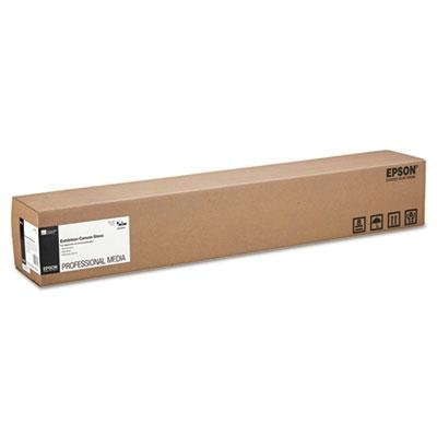 EPSS045410 - Professional Imaging Canvas, Gloss Finish, Natural, 13amp;quot; X 20 Ft. Roll