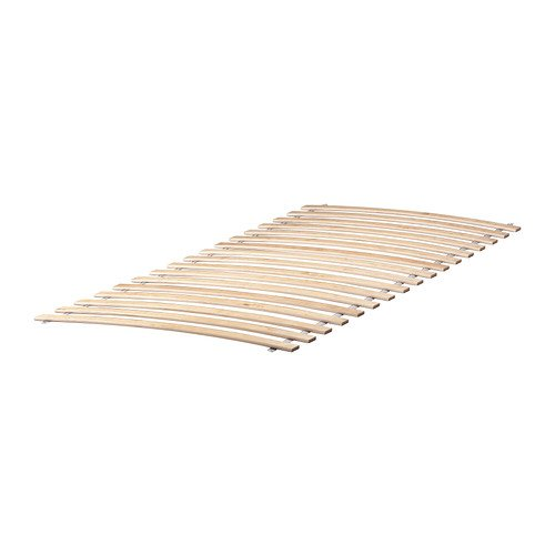 IKEA Slatted Wood Bed Base Twin