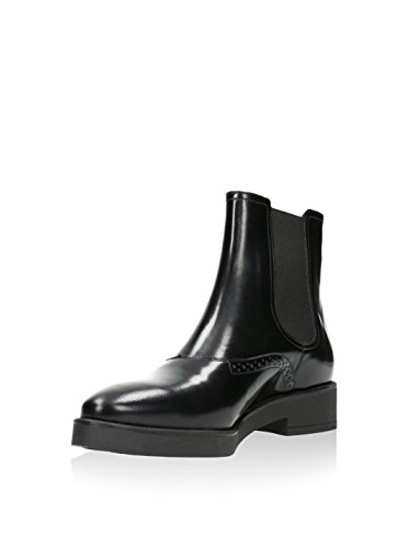 GINO ROSSI Damen Chelsea Boot, Schwarz, 38 EU