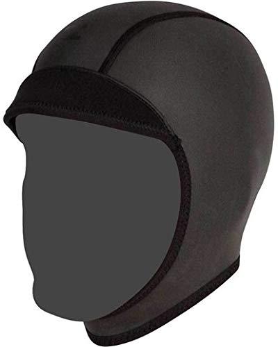 (Billabong Men's 2Mm Furnace Carbon Comp Cap Black Medium )