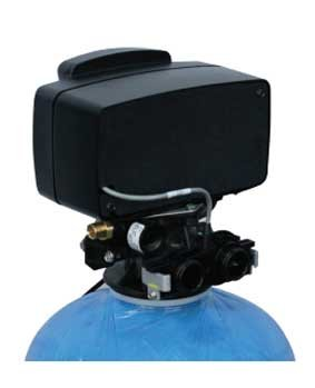 Fleck 5600sxt Water Softener Valve Digital Metered On