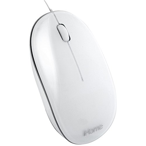 iHome USB Wired Laser Mac Mouse with Scroll Wheel, for sale  Delivered anywhere in USA