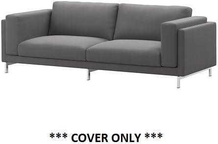 IKEA Nockeby – Funda protectora para sofá de 3 plazas 99