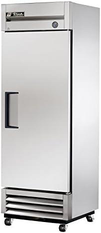 True T-Series Full Door Reach-In Zero Degree Freezer, 19 Cubic Ft