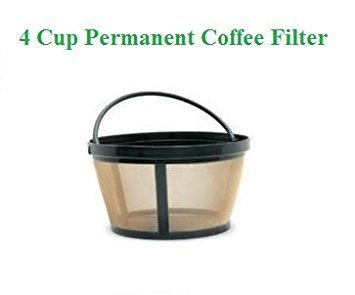 Basket Permanent Coffee Filter Coffeemakers product image