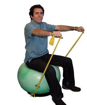 Cando Dynamic Exercise Ball Stabilizer Base