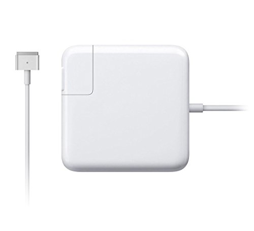 Fit for MacBook Air/Pro Charger New Version, Replacement 60W Magsafe 2 Magnetic T-Tip Power Adapter Charger for Apple MacBook Air 11 inch 13 inch 15 inch 17 inch by Commercial