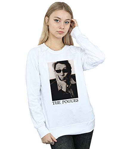 Blanco De Entrenamiento Shane Cult Photo Mujer Camisa Absolute The Pogues CnxHwS7Fzq