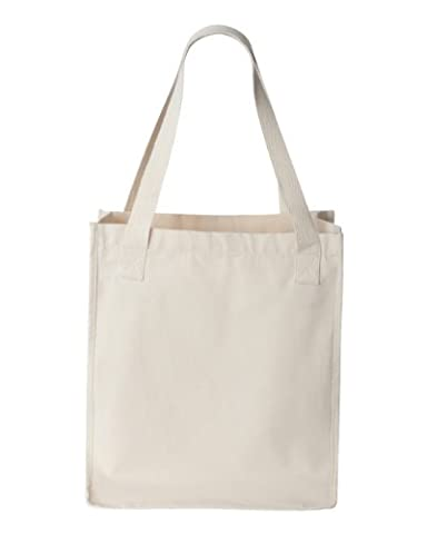 ECOnscious Organic Market Tote (Natural, One Size)
