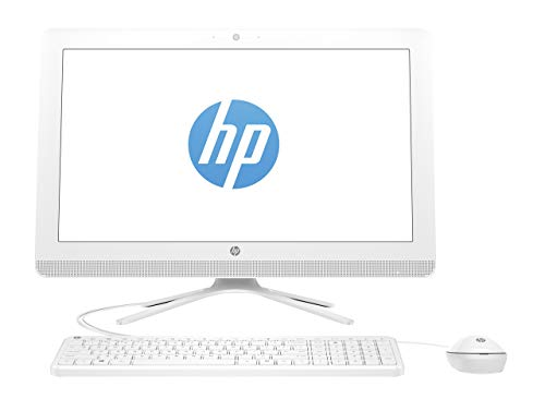 HP 22-B016 All-in-One Desktop PC Intel Pentium Processor J3710 4GB RAM 1TB SATA (Renewed)