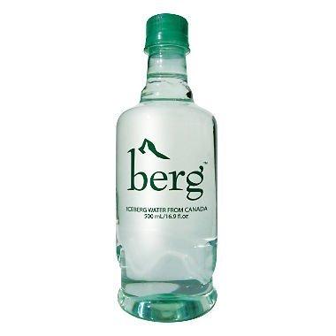 Iceberg Water (16,9 oz. botellas de plástico, 24 unidades ...