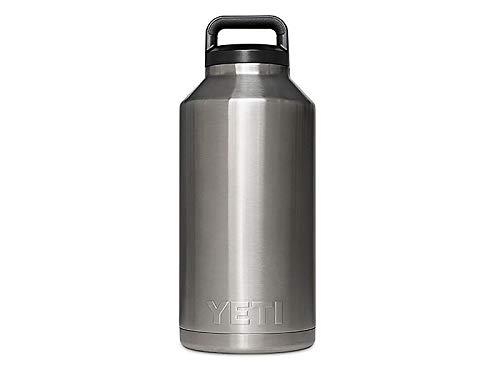 YETI Rambler Bottle - 64oz - Stainless Steel by YETI