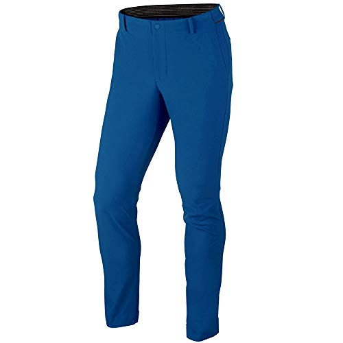 NIKE Dynamic Woven Golf Pants Blue Jay 32/30
