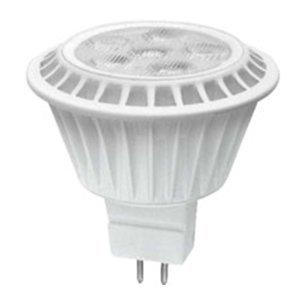 TCP LED712VMR16V30KFL 7W 12V 3000K 500 Lumens Dimmable Indoor/Outdoor LED MR16 (Pack of 12)