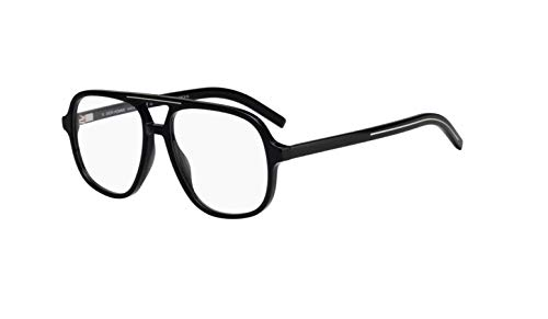 Authentic Christian Dior Homme Black Tie 259 807 Black Eyeglasses (Christian Dior Mens Tie)