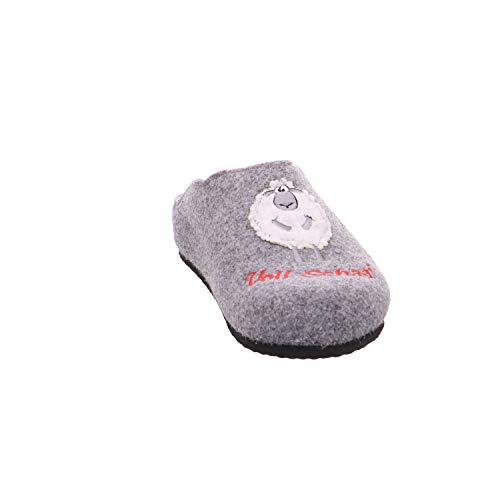 Eur3003 pour TOFEE Mules 1113 Gris Femme q5a5Hg4cr