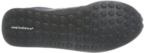 New Balance Ul410 D (13H) - Zapatillas de Deporte de cuero nobuck hombre negro - Noir (Lik Black/Lavender)