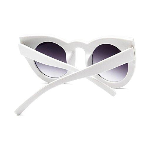 Color Playa 1 De De HOME Simple Vintage Moda Luz De 3 Gato Polarizada Gafas Sol Gafas Personalidad QZ AwUzZT