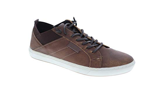 GBX Mens Output Brown Casual Fashion Sneakers Shoes 9