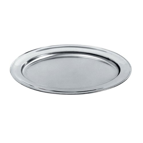 Ufficio Tecnico Alessi Oval Serving Tray Size: 13.8