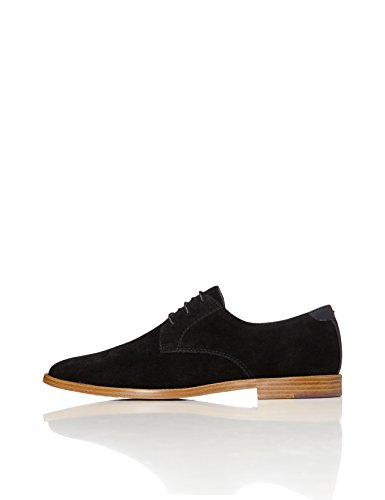 FIND Scarpa Stringata Uomo Nero (Black)