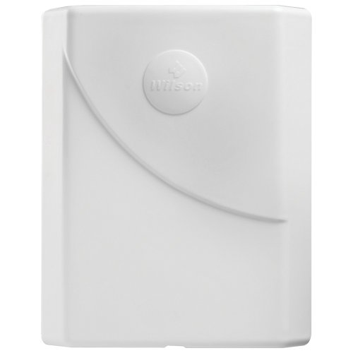 Wilson Electronics 700-2700 MHz DT Panel Antenna Upgrade with N Male and SMA Male Connectors - Retail Packaging - White
