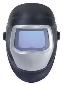 3M Speedglas Welding Helmet 9100 with Large Size Auto-Darkening Filter 9100X- Shades 5, 8-13, Model, 06-0100-20