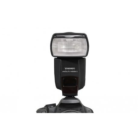 New Version YN-565EX II TTL Flash Speedlite with High Guide Number for Canon 6D 7D, 70D 60D, 600D, XSi XTi T1i T2i T3 - English