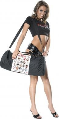 Fetish Fantasy Ultimate Duffle Bag by Pipedream