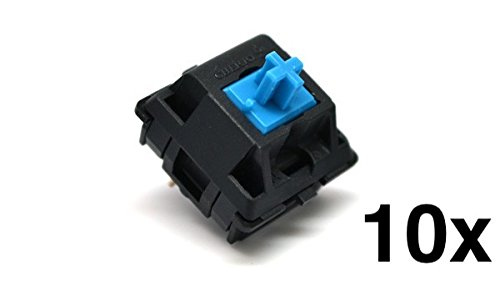 Reemplazo Cherry Mx Azul Keyswitch (10 Pack) Original