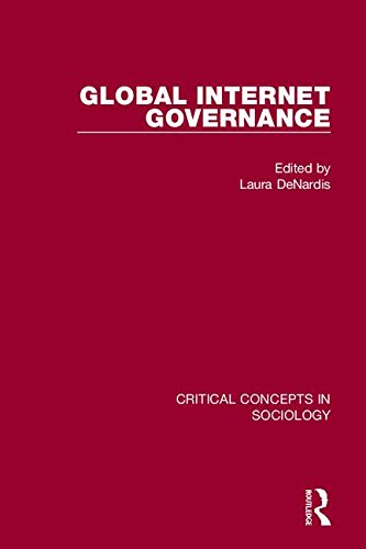 Global Internet Governance (Critical Concepts in Sociology)-cover