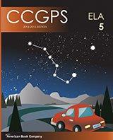 CCGPS in Grade 5 English Language Arts: 2014-2015 Edition