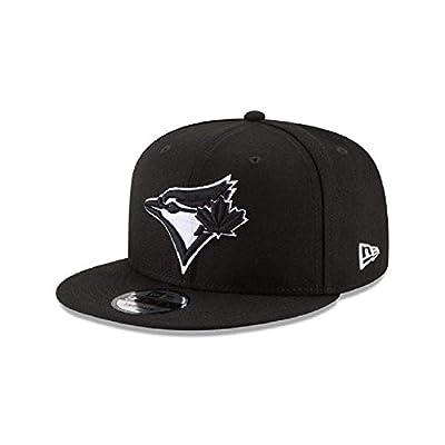 New Era Toronto Blue Jays MLB Basic Snapback Black White 950
