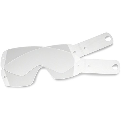 Oakley O2 MX Men's Replacement Lens (Clear) 3 by Oakley (Image #1)