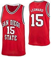 XIAOL Camiseta De Baloncesto Retro # 15 Kawhi Leonard College para ...