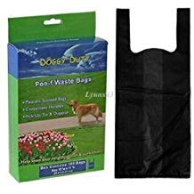 500 DOG DOGGIE PICKUP POOP CLEAN UP WASTE BAGS / EZ - TIE HANDLES MADE IN USA by Lynnx43
