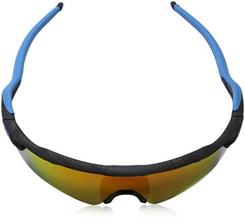 897b10397ce Jual Oakley Men s Radar OO9211-07 Shield Sunglasses -