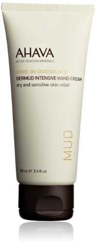 Ahava Mud Hand Cream