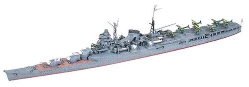 Tamiya 1/700 Japanese Aircraft Cruiser Mogami