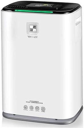 Deshumidificador 2 en 1 de 70 pintas Yaufey con filtro HEPA ...