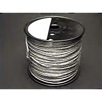 Full Roll of 500 Feet No.8 Braided Framing Wire 45 Lb Max Weight