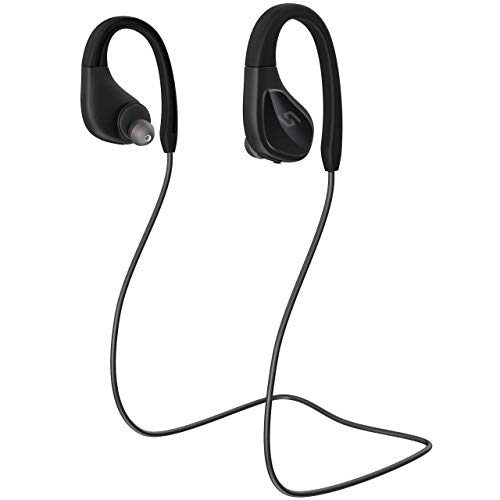 Bluetooth Headphones, Wireless Waterproof Sport Earbuds with Mic Rechargeable HD Stereo Sweatproof IPX7 7 Hours Battery in Ear Earbuds Noise Canceling Headset Fit for Sports and Workout