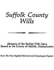 Suffolk County Wills