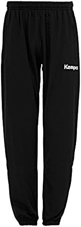 Kempa–Balón Portero Pantalones Pantalones Pantalones de chándal de algodón, Color Negro