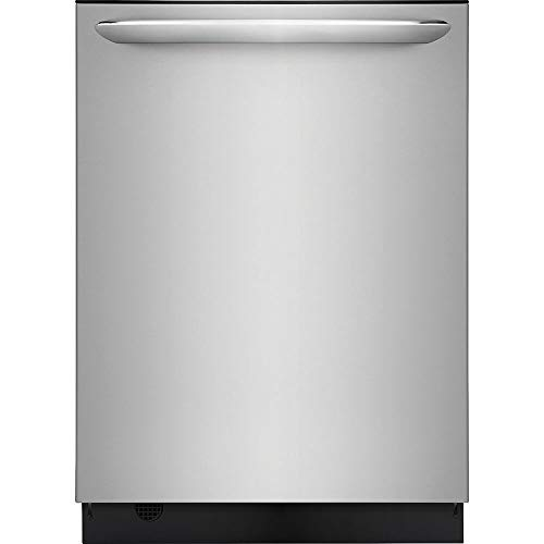Frigidaire FGID2479SF 24″ Built In Fully Integrated Dishwasher with 8 Wash Cycles, Quick Wash, in Stainless Steel
